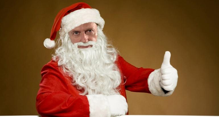 Lettera semiseria a Babbo Natale