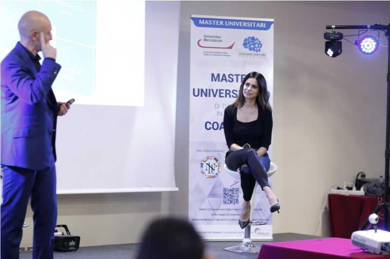 STEFANO SANTORI INTERVISTA ROSSELLA BRESCIA